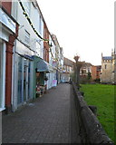 ST8558 : Church Walk, Trowbridge by Jaggery