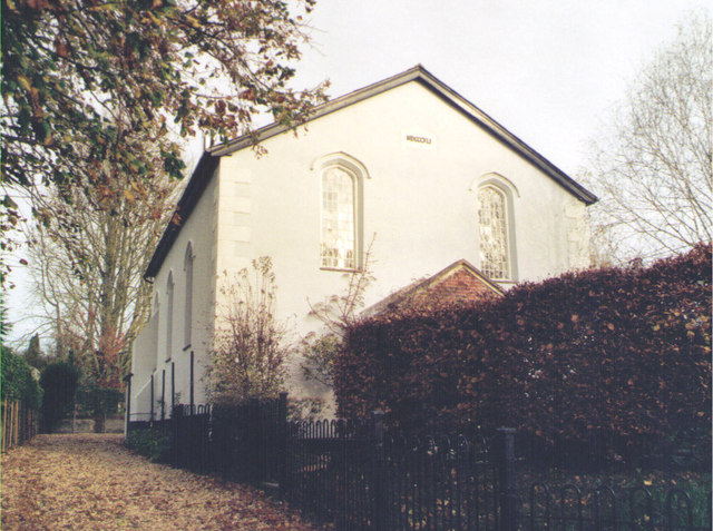 Former Middle Wallop Baptist Chapel