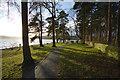 SE1953 : Picnic Area, Swinsty Reservoir by Mark Anderson