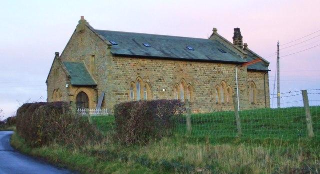 St. John's, Hunton