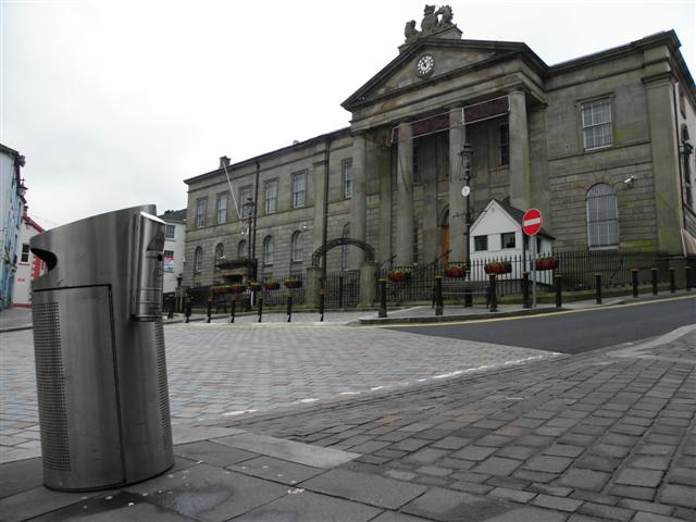 Omagh courthouse