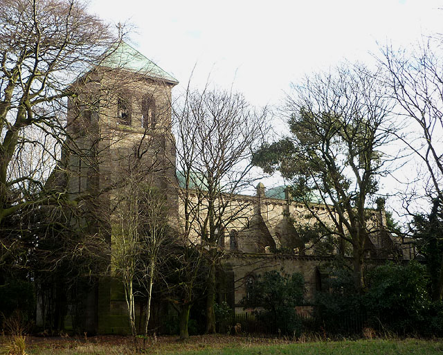 St Oswald & St Edmund Arrowsmith RC Church, Ashton-in-Makerfield