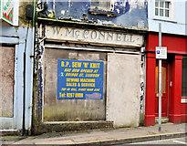J2664 : Closed shop, Lisburn by Albert Bridge