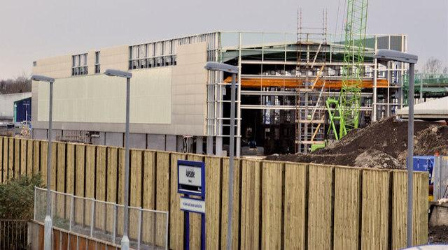 New train maintenance depot, Belfast (26)