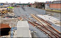 J3272 : New train maintenance depot, Belfast (27) by Albert Bridge