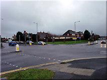 TQ5704 : A2270, Polegate, East Sussex by Christine Matthews
