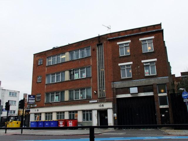 Office block in Kennington Lane