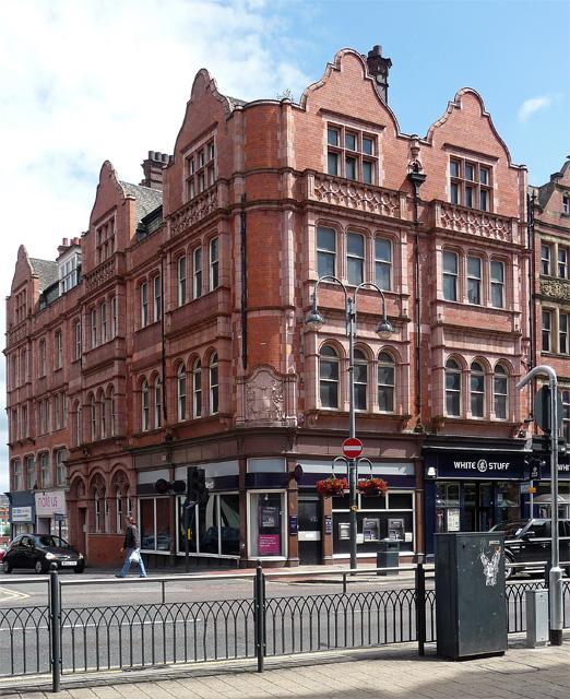 Wray's Buildings, Vicar Lane, Leeds