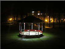 TR1457 : Bandstand at John Dane Gardens by Oast House Archive