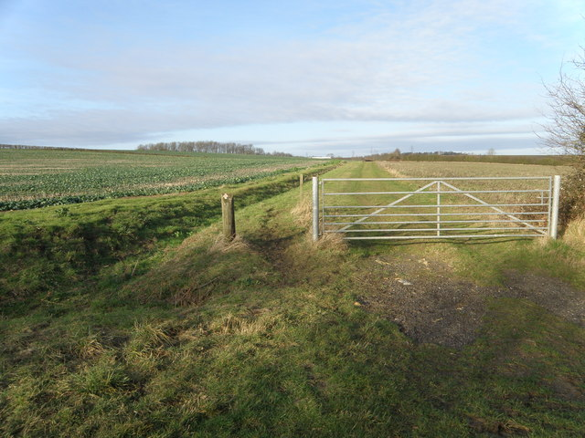 Footpath to Little Catworth