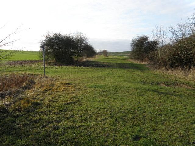 Along the Three Shires Way