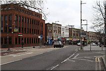 TQ1885 : High Road Wembley by Martin Addison