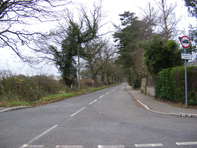 Newton Road, Hainford