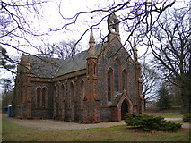 TG2219 : All Saints Church, Haynford by Adrian Cable