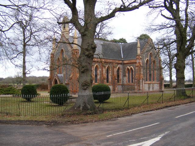 All Saints Church, Haynford