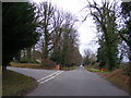 TG2217 : Newton Road, Hainford by Adrian Cable
