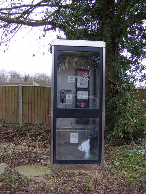 Chapel Road Telephone Box