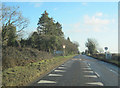 SP6136 : A422 into Westbury from the west by John Firth