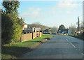 SP6236 : Westbury cross roads by John Firth