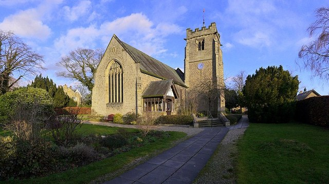 St. Oswin's Parish Church, Wylam