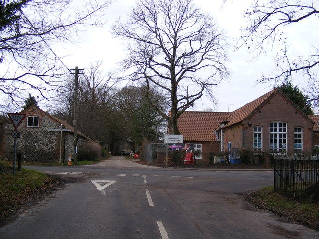 Dumbs Lane, Hainford