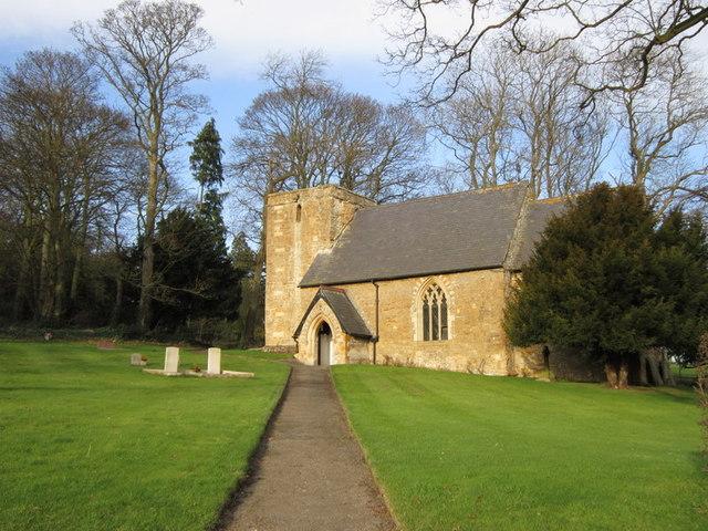 St Nicolas' Church, Cuxwold