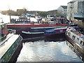 SE3320 : Boats on the Calder by John Goldsmith