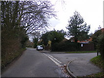 TG2219 : Stratton Road, Waterloo by Adrian Cable