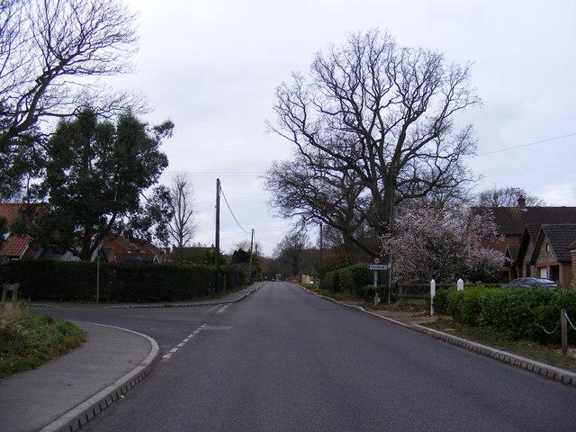 B1354 Waterloo Road