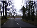 TG2119 : B1354 approaching the A140 Cromer Road by Adrian Cable