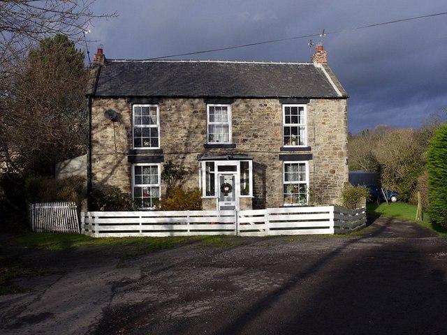 Former 'Stephenson's Arms', Wylam