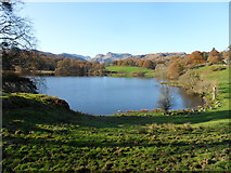NY3404 : Loughrigg Tarn by Anthony Foster