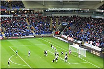 SD6409 : Boxing Day game at the Reebok Stadium by Jim Barton