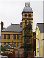 ST1268 : Old Fire Station, Barry by Guy Butler-Madden