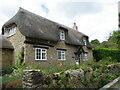 ST5412 : Fir Tree Cottage, East Coker by Maigheach-gheal