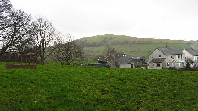A field on the edge of Uldale