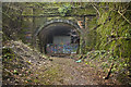 ST1282 : Tunnel North Portal, Barry Railway by Guy Butler-Madden