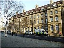 SE3320 : Wood Street Police Station, Wakefield by Bill Henderson