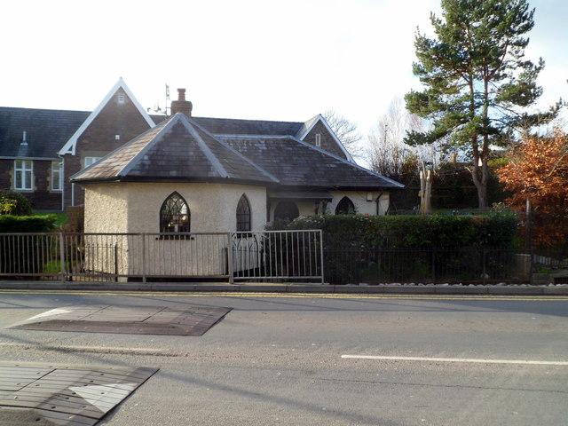 The Tollhouse, Pen-y-pound, Abergavenny