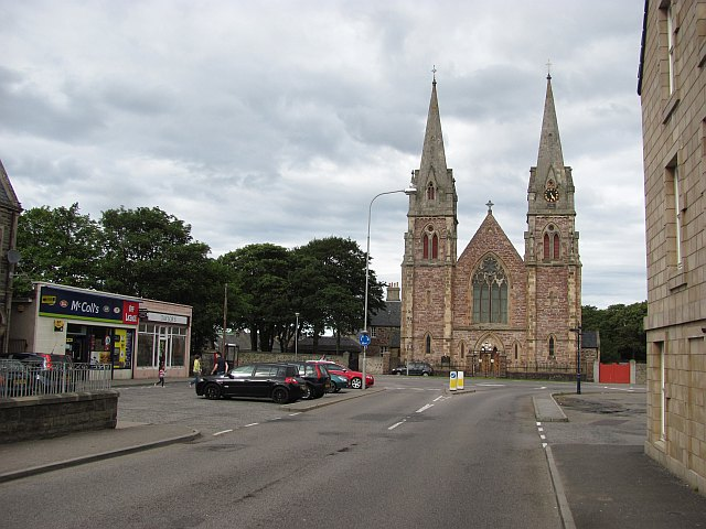 St Peter's Church, Buckie