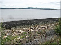 NT0082 : Beach, Grangepans by Richard Webb