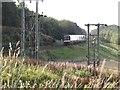 NS9677 : Edinburgh and Glasgow Railway by Richard Webb
