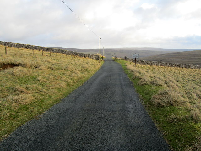 Road between Malham and Arncliffe