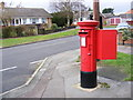 TM2045 : Beech Road & 59 Beech Road Postbox by Geographer