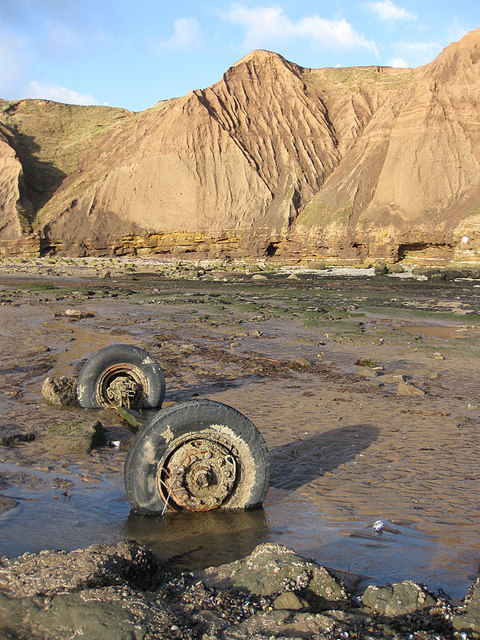 Washed up wheels