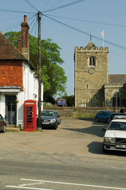Church of St Mary the Virgin, Bletchingley