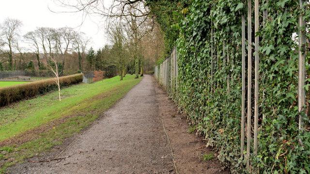 Park path, Belfast (4)