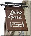 SO9371 : Rilys Park Gate Bar & Restaurant (3) - sign, 178 Kidderminster Road, Dodford, Bromsgrove by P L Chadwick
