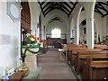 ST5963 : North aisle by Jonathan Kington