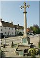 TQ3250 : Bletchingley War Memorial by Ian Capper
